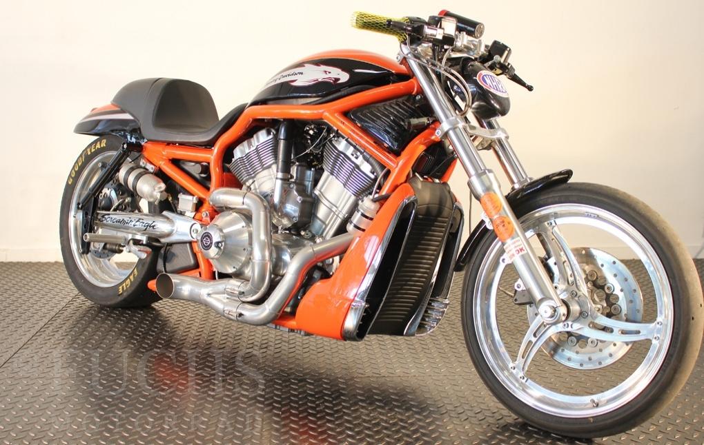 Harley Davidson V Rod Destroyer Parts