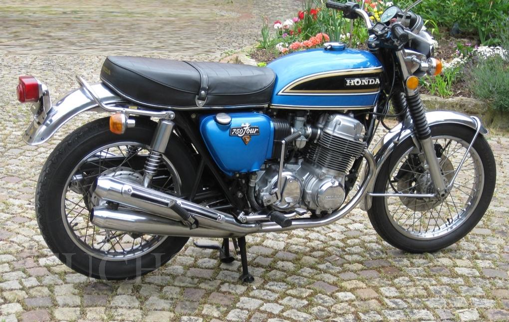 fuchs motorrad bikes honda cb 750 four k6. Black Bedroom Furniture Sets. Home Design Ideas